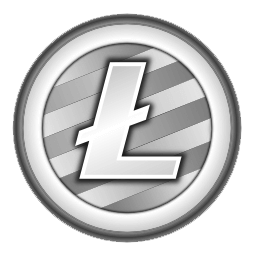 litecoin, lite coin, litecoin crypto currency logo