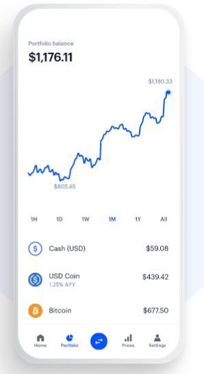 Buy and sell crptocurrencies instantly