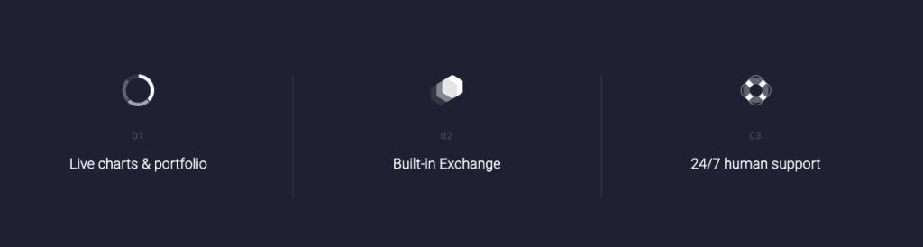 Exodus wallet crypto